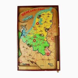 Pinball Benelux Tour di Homas Spelen, anni '60