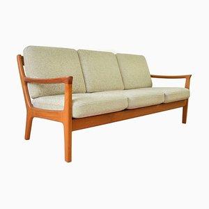 Mid-Century 3-Seater Sofa by Juul Kristensen, 1960s