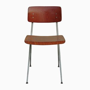 Vintage Dining Chairs by Ynske Kooistra for Marko, 1960s, Set of 4