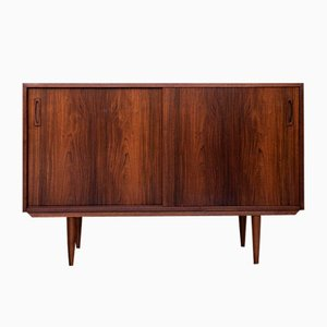 Small Mid-Century Danish Rosewood Sideboard, 1960s