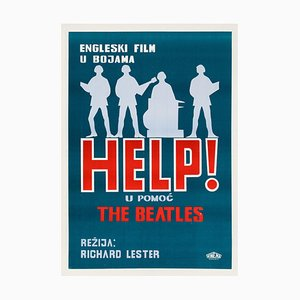 Help! Poster, 1966