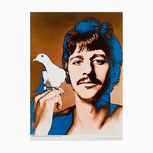 Ringo Starr Poster by Richard Avedon, 1967