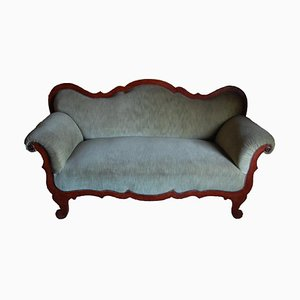 Biedermeier Cherry Sofa