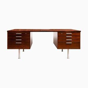 Mid-Century Danish Rosewood Executive Desk, 1965