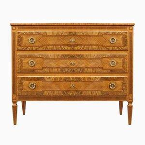 Mid-Century Louis XVI Style Italian Inlaid Dresser, 1960s