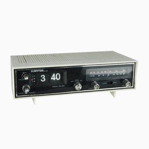 Sveglia radiocomandata modello RD500 di Skyton, anni '70