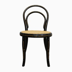 Antique Bentwood Childrens Chairs by Michael Thonet for Gebrüder Thonet Vienna GmbH, 1880s, Set of 2