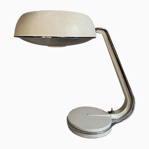 Spanische Mid-Century Drehbare Tischlampe von Lupela, 1960er