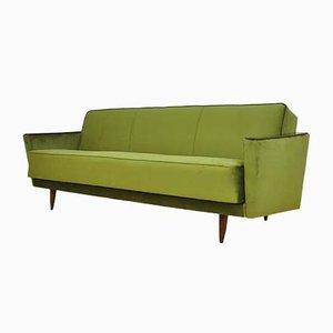 Mid-Century 3-Seater Folding Sofa, 1960s