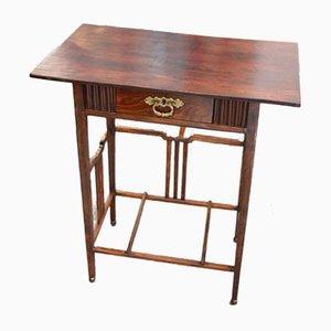 Art Nouveau Side Table, 1920s