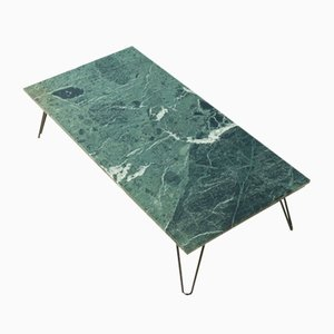Coffee Table with Marble Top, 1960s