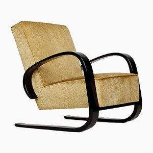 Mid-Century Cantilever Armchair by Miroslav Navratil for UP Závody, 1950s