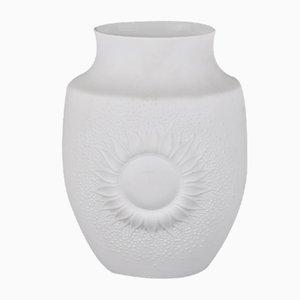 Sunflower Vase from Kaiser, 1970s