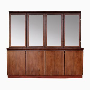 Large Vintage Rosewood Cabinet from Skovby, 1970s
