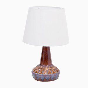 Mid-Century Danish Model 1058 Table Lamp from Søholm, 1960s