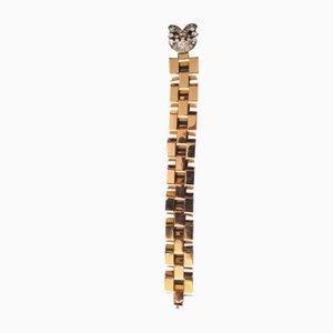 Goldenes Armband, 1950er