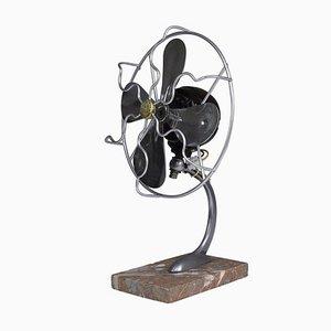 Ventilador francés vintage de Calor, años 40