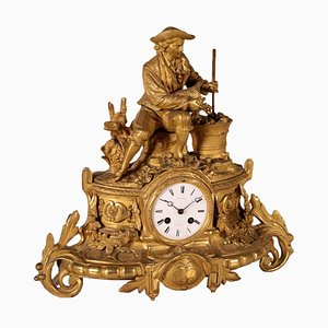 19th Century Parisian Clock