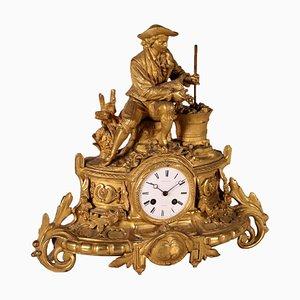 Reloj parisino, siglo XIX
