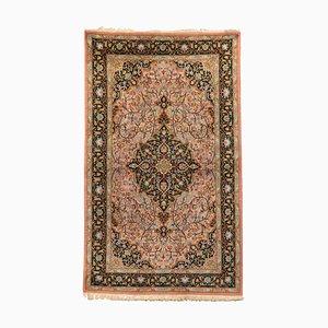Isfahan Teppich aus Seide und Wolle, 1960er