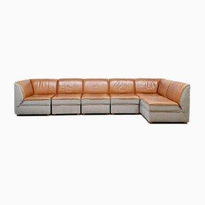 Modular 2-Tone Sofa from Ikea, 1970s, Set of 6