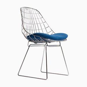 Chaise Wire SM05 par Cees Braakman pour Pastoe, 1960s