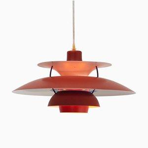 PH 5 Lampe von Poul Henningsen für Louis Poulsen, 1960er