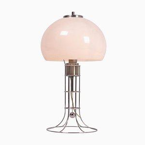 Lámpara de mesa hongo vintage de Herda, años 60