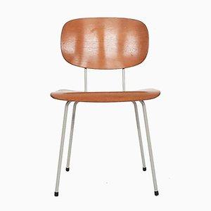 Chaise de Salon Modèle 116 Vintage par Wim Rietveld pour Gispen, Pays-Bas, 1950s