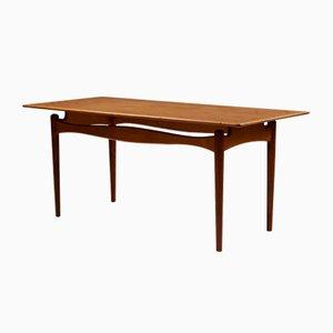 Table Basse Mid-Century par Finn Juhl pour Bovirke, Danemark, 1950s