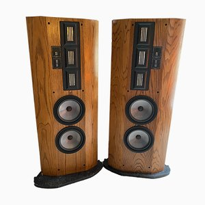 Vintage Speakers from Infinity, 1980s, Set of 2