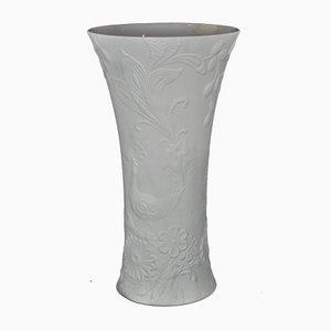 Deutsche Peacock Vase von Kaiser, 1960er