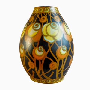 Vintage Ceramic Vase from BFK Keramis