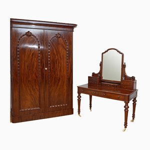 Victorian Mahogany Bedroom Set