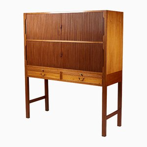 Danish Cabinet by Ole Wanscher for A. J. Iversen, 1940s