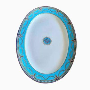 Ceramic Platter from Minton, 1930s