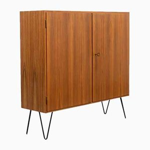 Walnut Highboard, 1960s