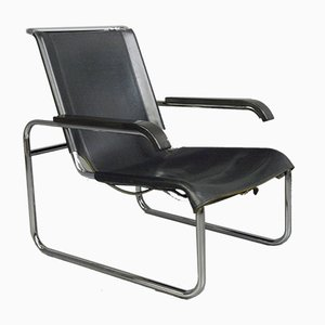 Bauhaus Lounge Chair by Marcel Breuer for Gebrüder Thonet Vienna GmbH, 1970s