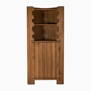 Corner Cabinet by Axel Einar Hjorth for Nordiska Kompaniet, 1930s