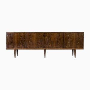 Mid-Century Rosewood Sideboard by Henry Rosengren Hansen for Brande Møbelindustri