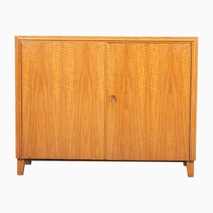 Mid-Century Wooden Wall Cupboard, 1960s