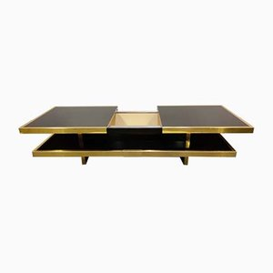 Bar Coffee Table by Willy Rizzo, 1970s