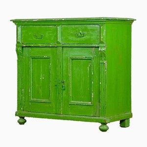 Vintage Pinewood Cabinet, 1930s