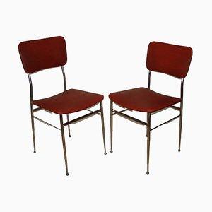 Stühle, 1970er, 2er Set