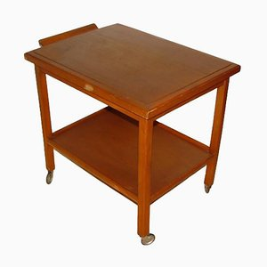 Teak Bar Trolley, 1960s
