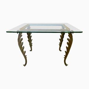 Mid-Century Coffee Table by Pierluigi Colli for Cristal Art, 1950s