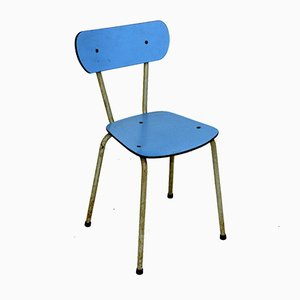 Swedish Formica Chairs, 1950s, Set of 8
