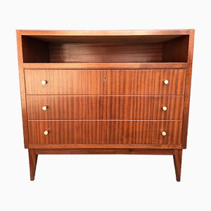 Mid-Century Mahogany Chest of Drawers, 1960s