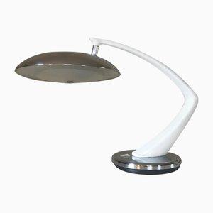 Lampe de Bureau Boomerang de Fase, 1970s