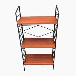 Mid-Century Bookshelf from String, 1960s